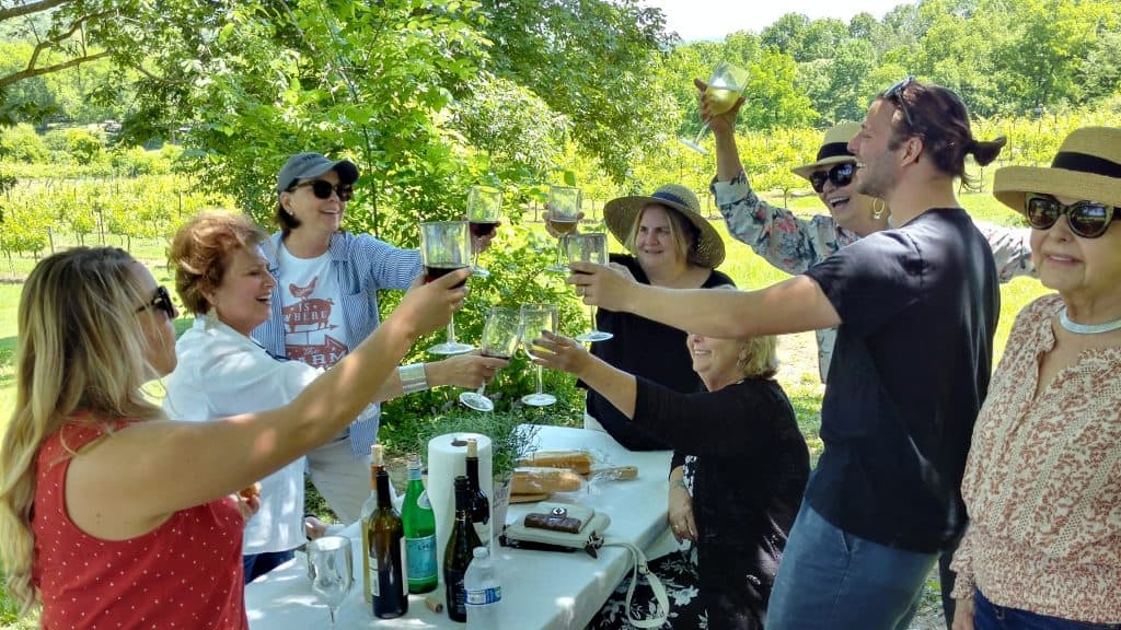 Arrington Vineyards - Find More Travel Tips at Me and My Traveling Hat Blog