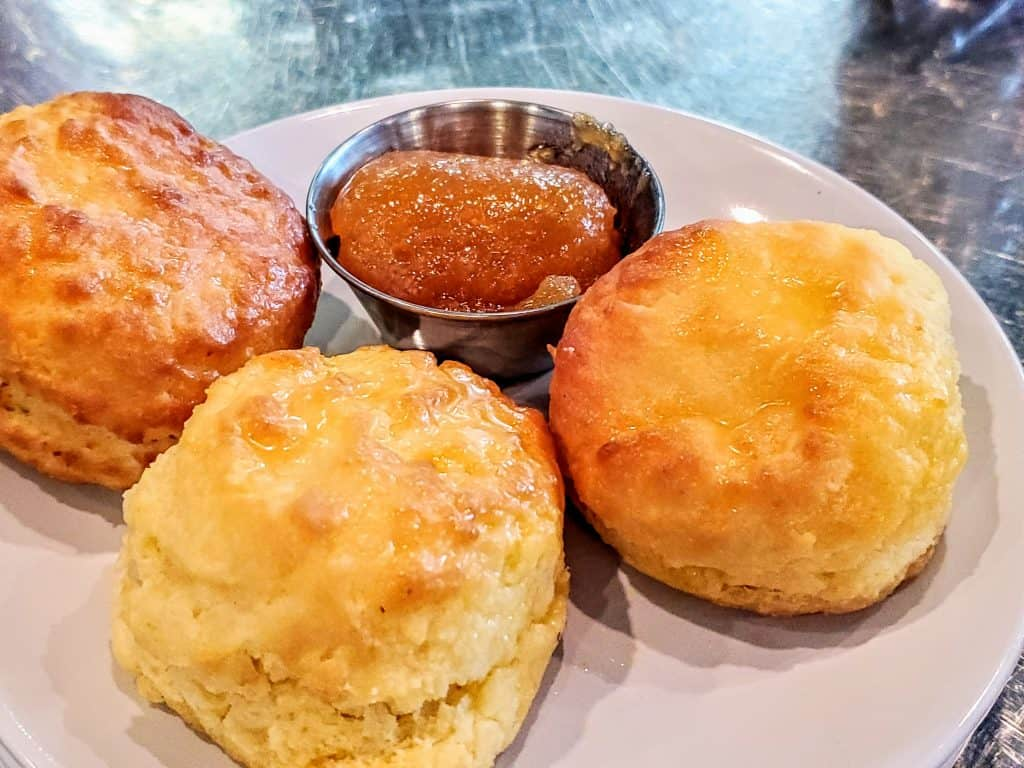 Biscuits and Jam True Flavors Diner