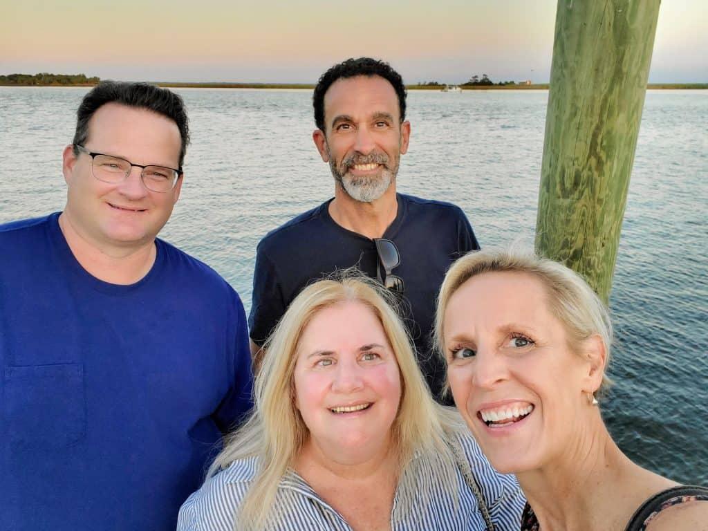 St George Island Friends at Apalachicola