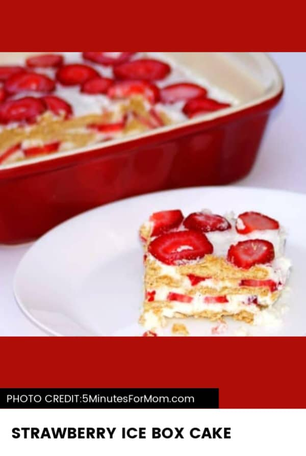 Fourth of July easy desserts at Me and My Traveling Hat Blog