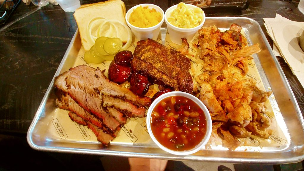 Best BBQ in Nashville: HoneyFire BBQ